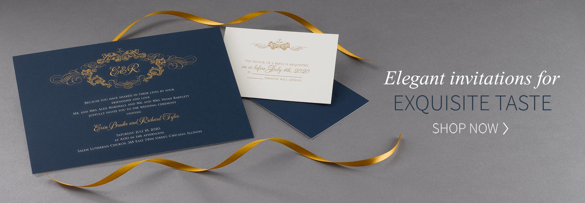 Luxe Invitations